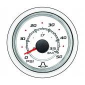 Указатель давления воды  SC 1000,  белый