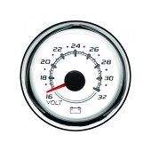 Указатель напряжения (24 В)  SC 1000, белый