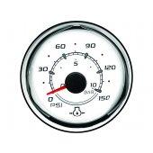 Указатель давления масла  SC 1000,  белый