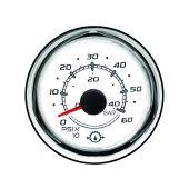 Указатель давления масла редуктора  SC 1000,  белый