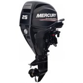Мотор MERCURY F25 E EFI