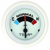 Указатель температуры воды серии Flagship с белым циферблатом