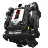 Двигатель MerCruiser 6.2L-300 Bravo