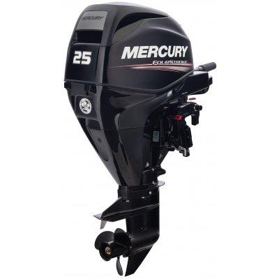 Мотор MERCURY F25 M EFI