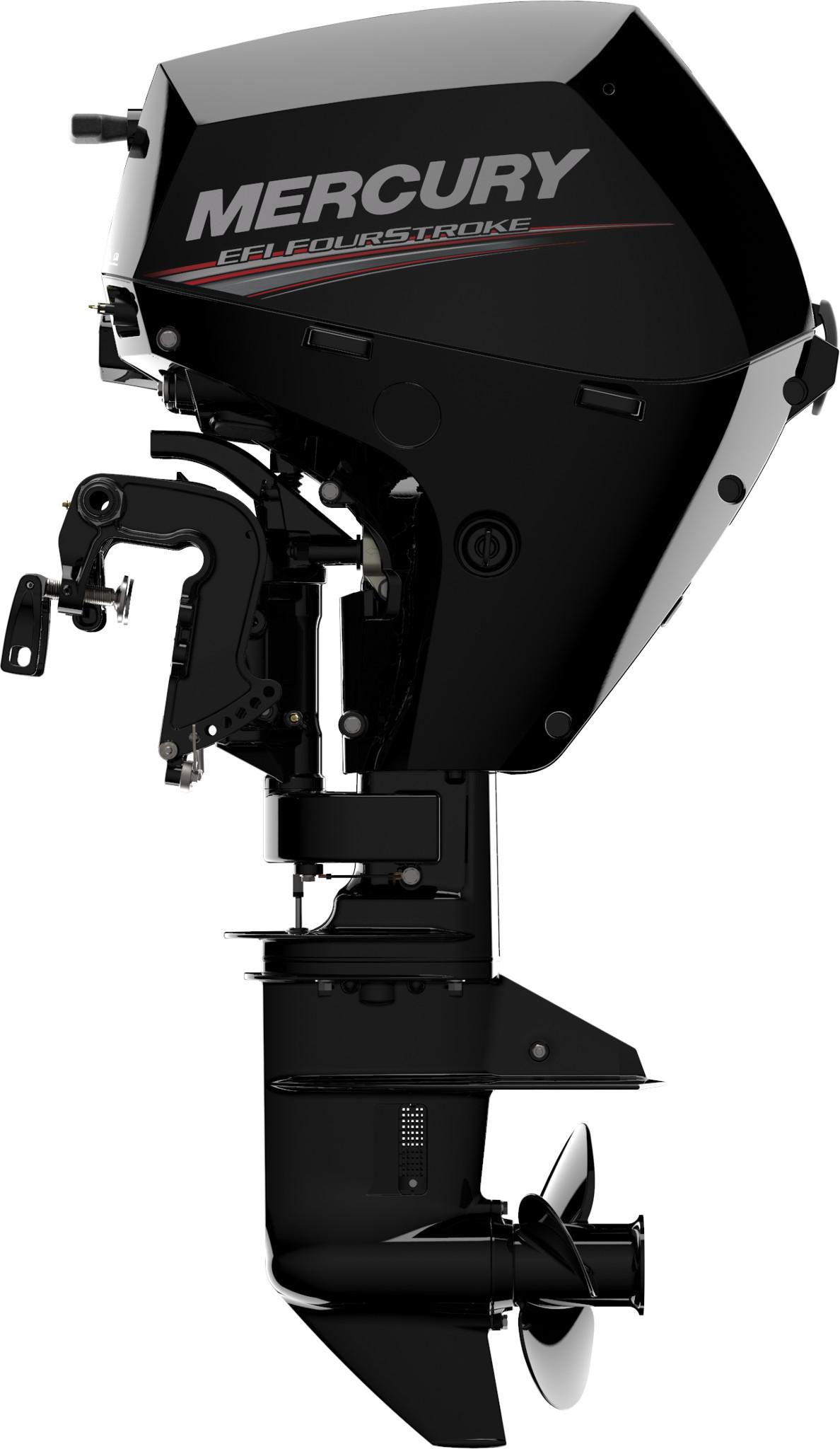 Четырехтактный лодочный мотор MERCURY F20 ELPT EFI - 2