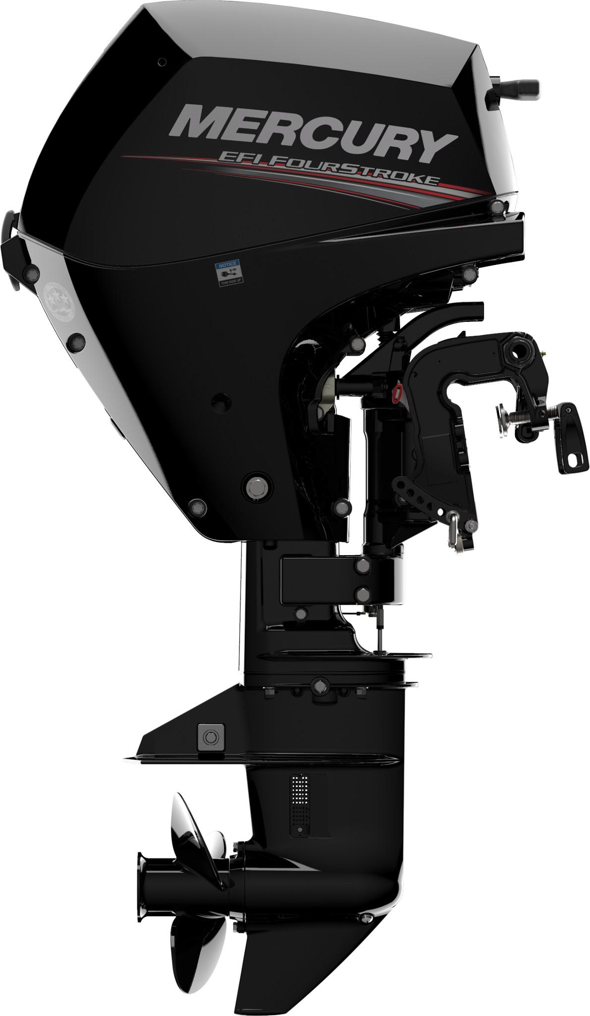 Четырехтактный лодочный мотор MERCURY F20 ELPT EFI - 1