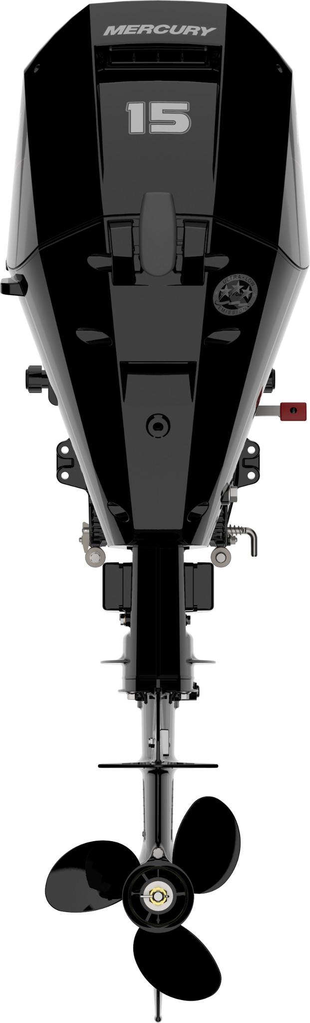 Четырехтактный лодочный мотор MERCURY F15EL EFI - 2